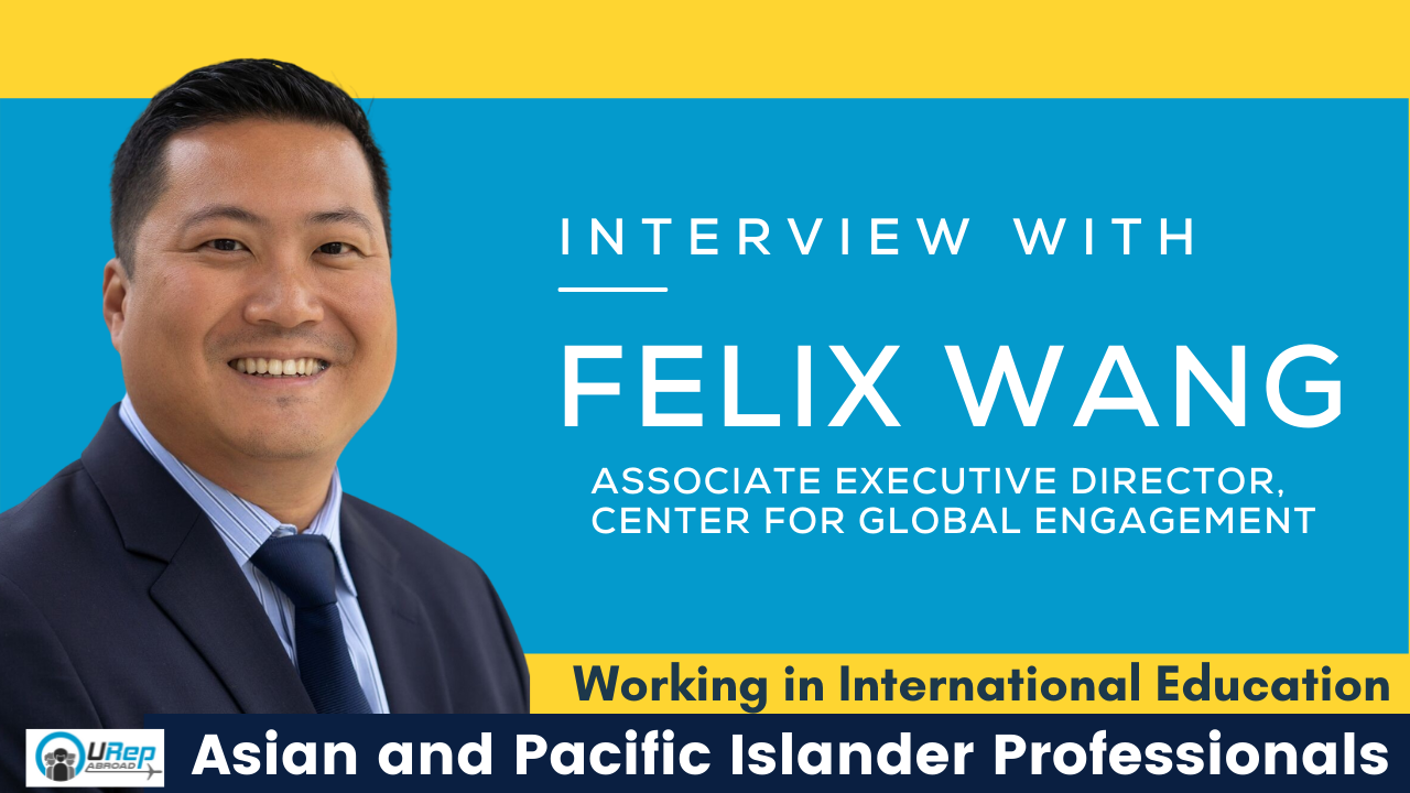 Interview with an Associate Director: Asian Professional in International Education