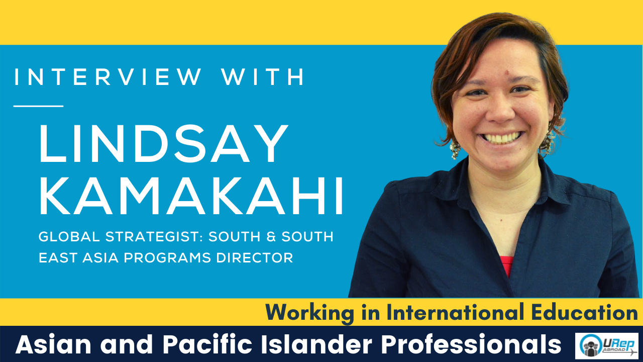 Interview with a Global Strategist: Asian Professional in International Education