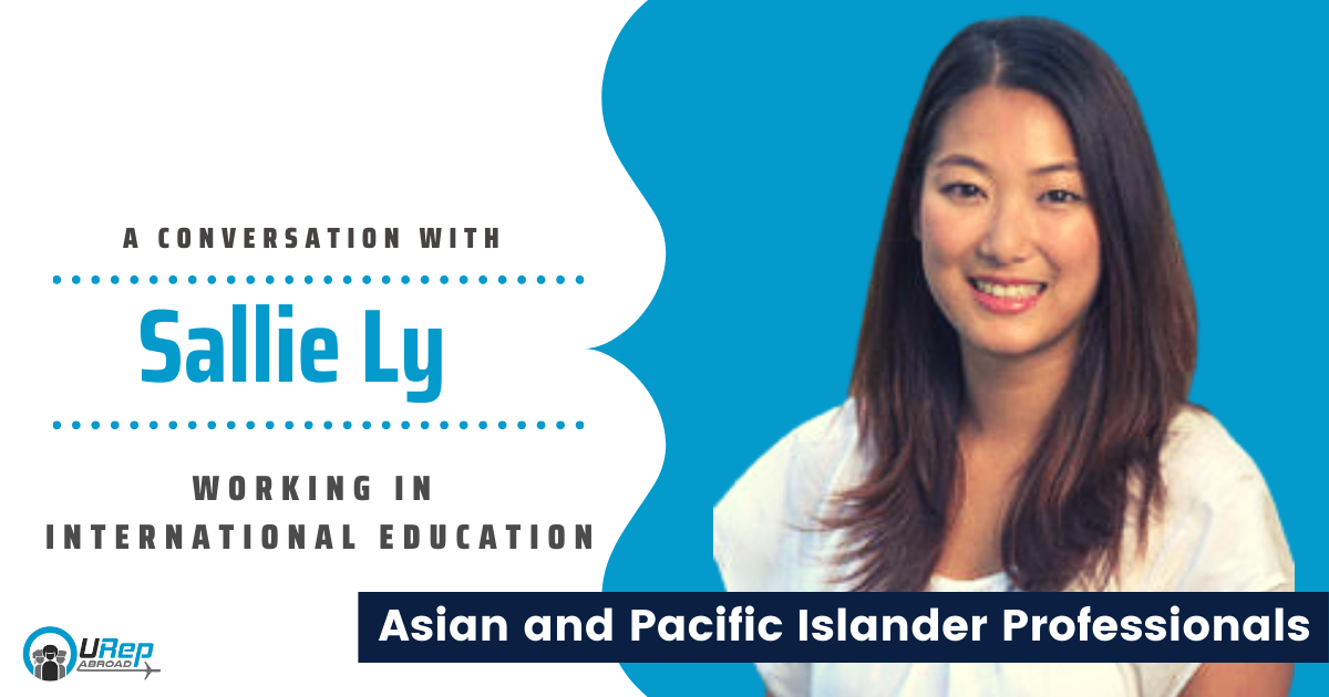 A Conversation with Sallie Ly: Asian American in International Education