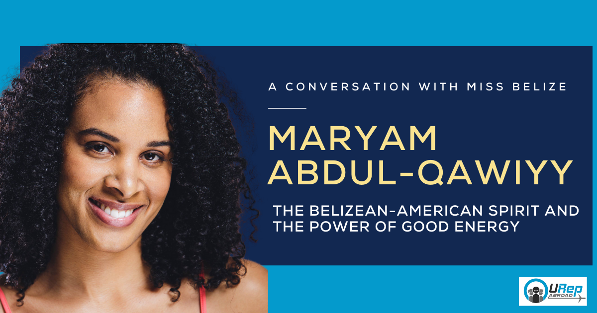 A Conversation with Maryam Abdul-Qawiyy: The Belizean-American Spirit and the Power of Good Energy