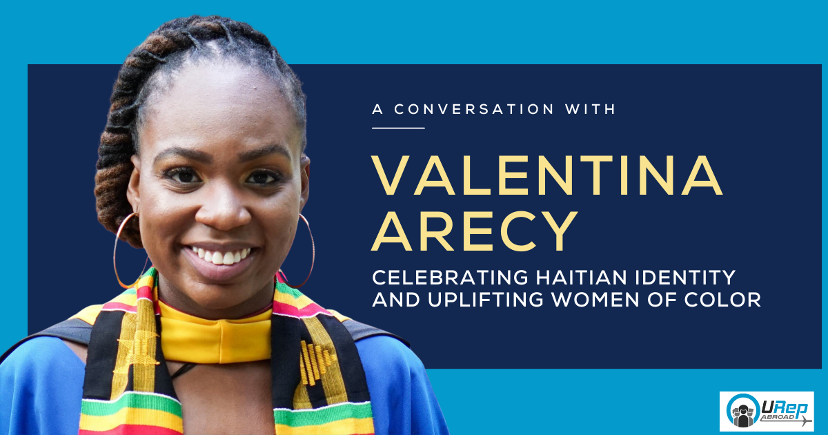 A Conversation with Valentina Arecy: Celebrating Haitian Identity and Uplifting Women of Color