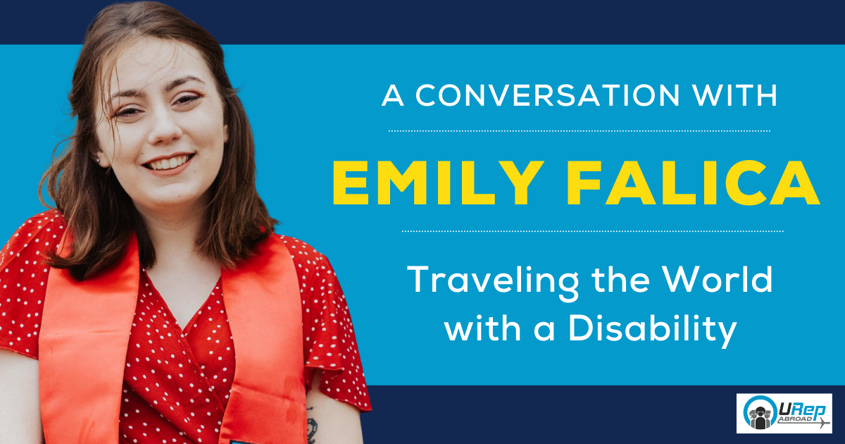 A Conversation with Emily Falica: Traveling the World with a Disability